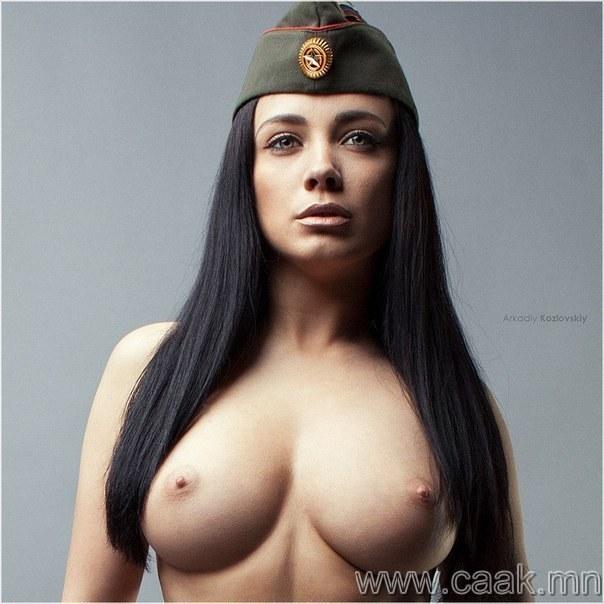 Фото пилоток голых девушек