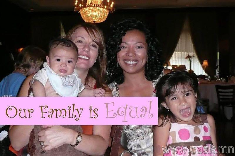 Equality18 30 счастливых однополых семей с детьми.