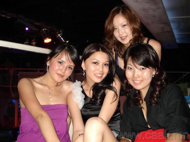 蒙古国美女第75期