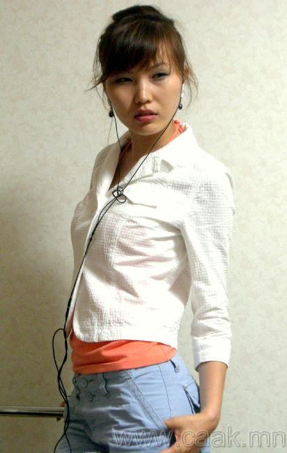 蒙古国美女第72期