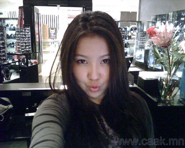 蒙古国美女第70期